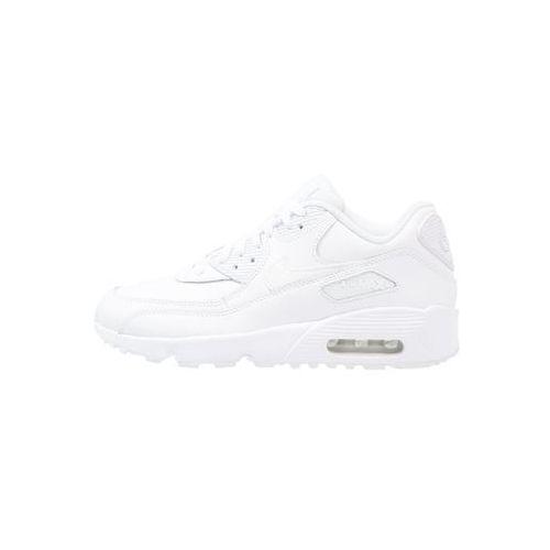 Nike sportswear air max 90 tenisówki i trampki white