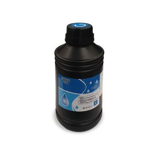 Tusz UV - TWARDY (0,5 L) (RICOH) - NIEBIESKI (Cyjan)