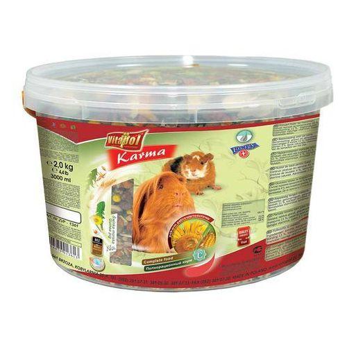 Vitapol  pokarm dla świnki 25 kg- rób zakupy i zbieraj punkty payback - darmowa wysyłka od 99 zł (5904479013910)