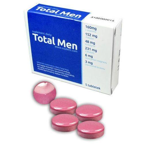 Total Men tabletki - 5 szt. - sprawdź w wybranym sklepie