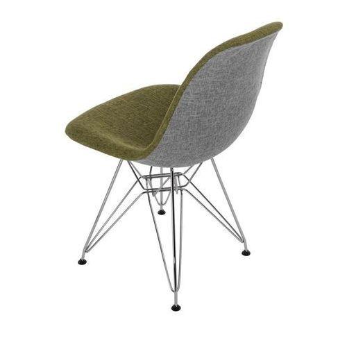 Dkwadrat Krzesło p016 dsr duo zielono szare (5902385722933)