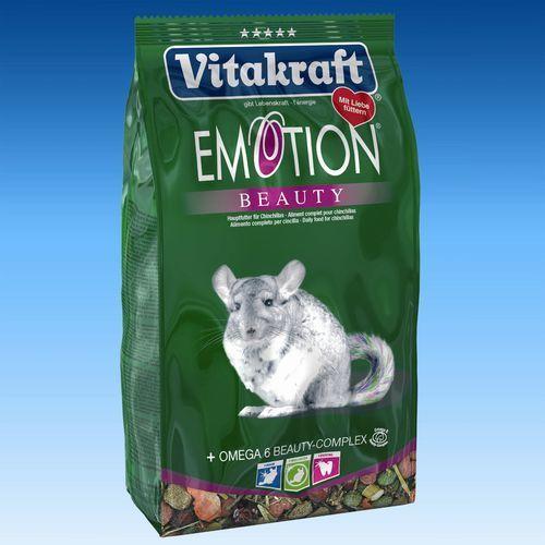 Vitakraft emotion beauty pokarm dla szynszyli