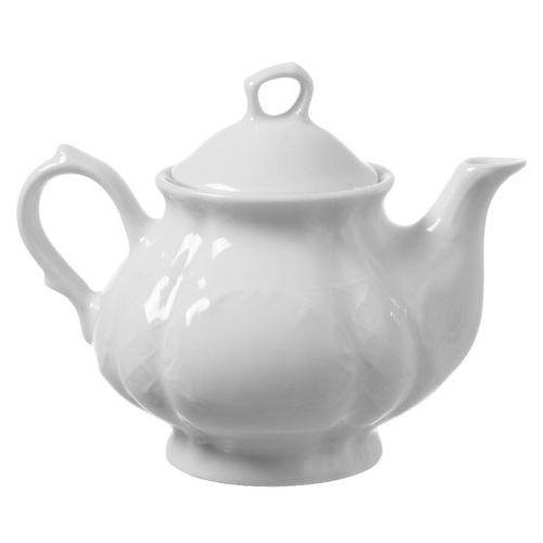 Dzbanek do herbaty porcelanowy poj. 500 ml palazzo marki Fine dine