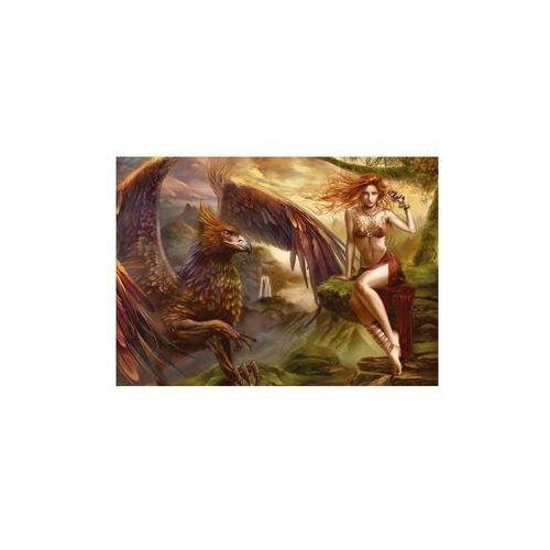 Puzzle 2000 EL. Ruda piękność (4001689297268)