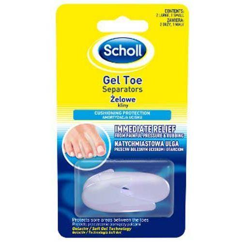 Scholl gelactiv - żelowe kliny międzypalcowe 2szt.