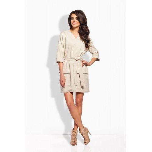 L121 beżowa sukienka, Lemoniade
