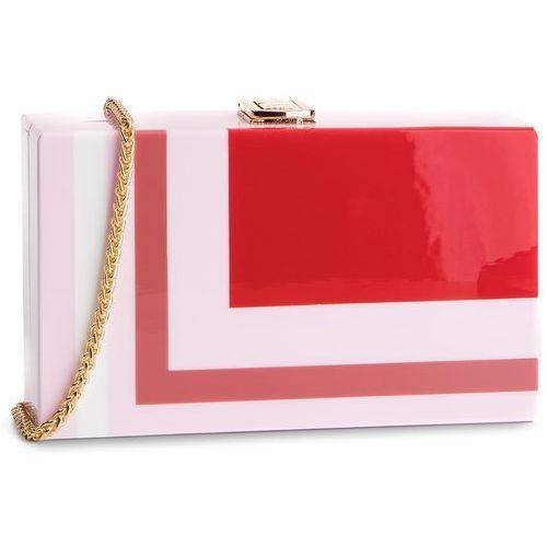 Silvian heach Torebka - pochette super silvian one rcp19034bo pink/red/pink strawberry w2171