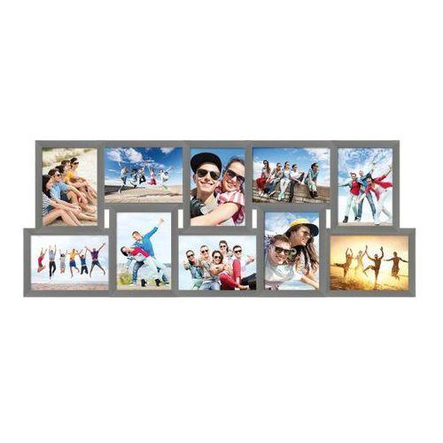 Galeria na zdjęcia 10 x 15 cm szara