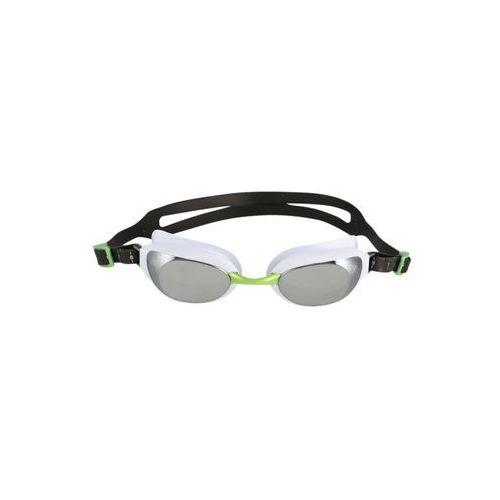 speedo Aquapure Okulary pływackie Mirror szary Okulary do pływania (5051746919748)