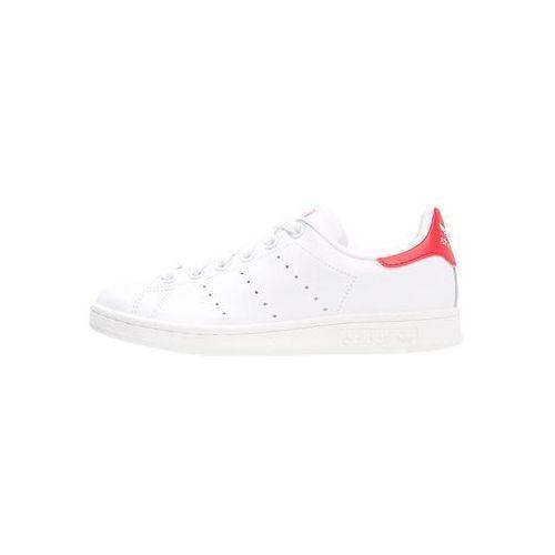 new concept dedd9 3107a adidas Originals STAN SMITH Tenisówki i Trampki running whitecollegiate  red, ION05