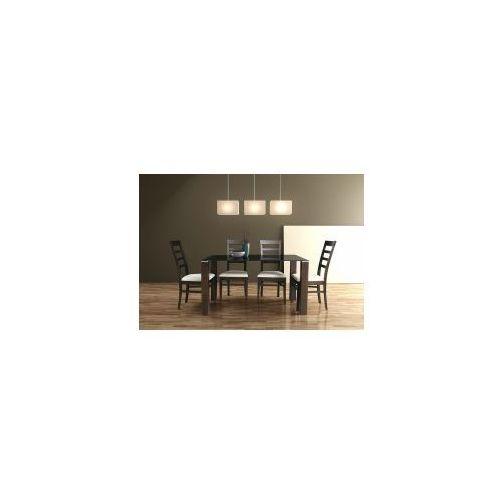 Stół nierozkładany LOBBY BLACK 80x140, 272B-54636