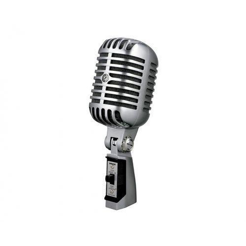 """SHURE 55SH SERIES II - mikrofon dynamiczny -5% na pierwsze zakupy z kodem """"START""""!"""