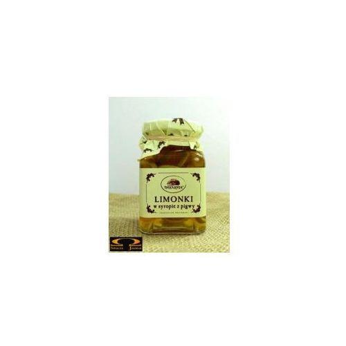 Limonki w syropie z pigwy - Spiżarnia - produkt z kategorii- Przetwory warzywne i owocowe