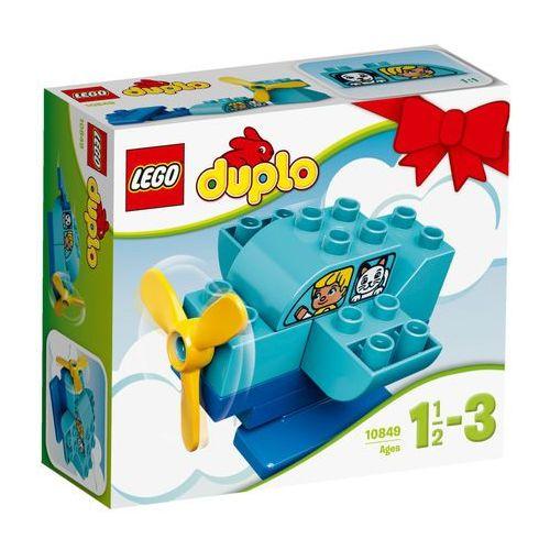Lego DUPLO Pierwszy samolot 10849