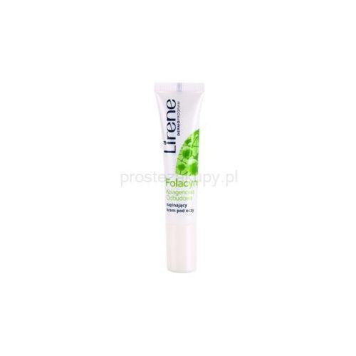 Lirene  folacyna 40+ krem wygładzający do okolic oczu + do każdego zamówienia upominek.