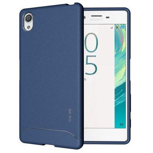Tudia ARCH Blue | Obudowa dla Sony Xperia XA - Blue, kolor niebieski
