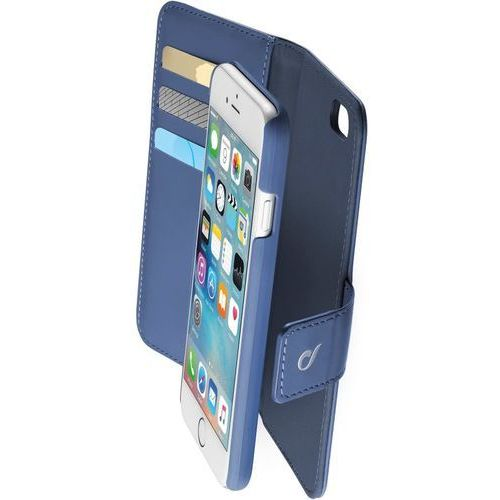 Etui CELLULAR LINE Combo do Apple iPhone 6/6S Niebieski, kolor niebieski