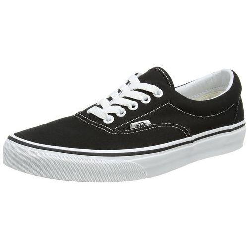 era buty skejtowe black, Vans, 35-50