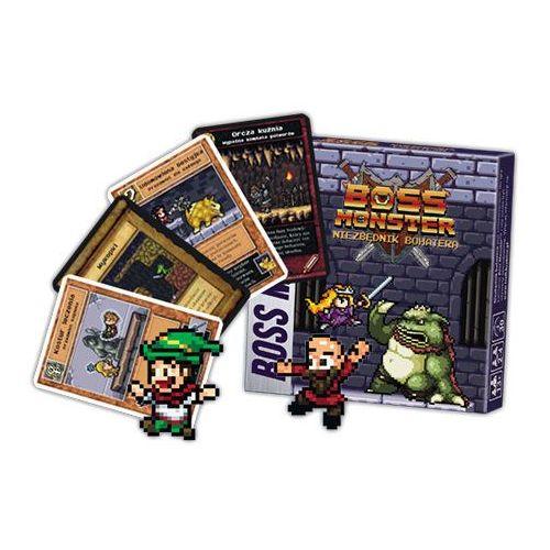 Boss Monster: Niezbędnik Bohatera, AM_5904262950255. Najniższe ceny, najlepsze promocje w sklepach, opinie.
