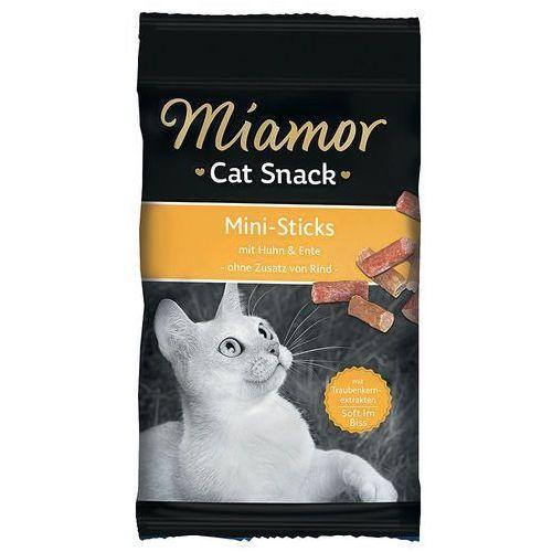 Miamor  cat confect mini pałeczki kurczak z kaczką 50g (4000158743213)