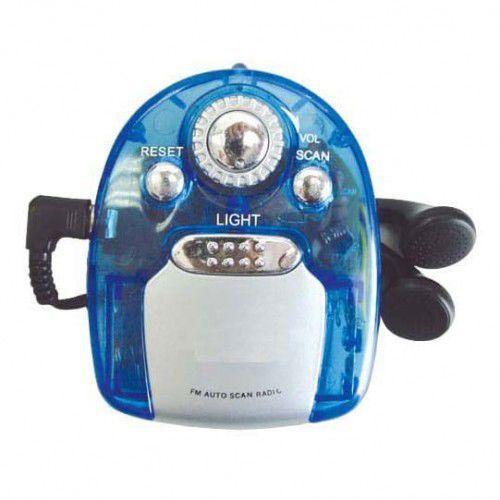 Delta Mini radio autoscan fm z latarką