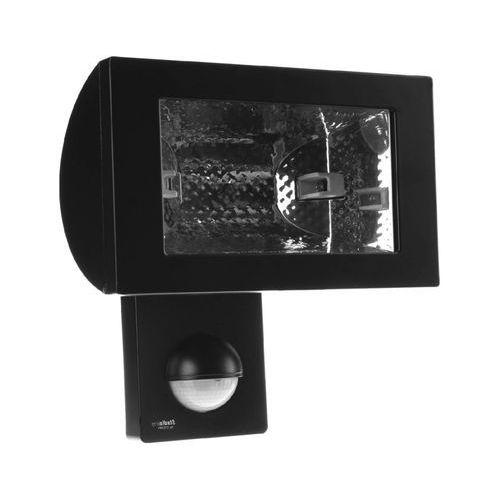 STEINEL 632717 - Reflektor halogenowy z czujnikiem ruchu Steinel 632717 HS 502 czarny (4007841632717)