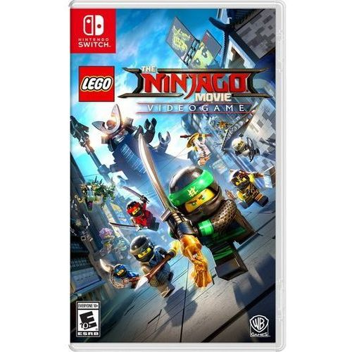 Traveller's tales Lego ninjago movie pl n. switch