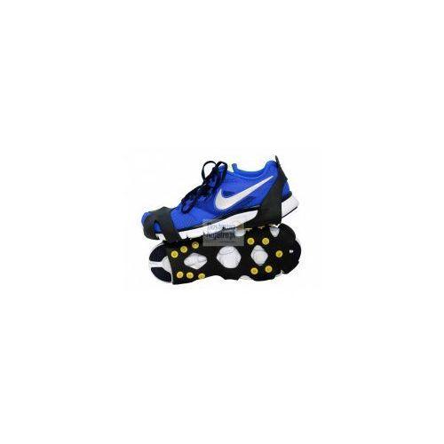 OKAZJA - Antypoślizgowe nakładki RAKI - KOLCE na buty 22- kolce!