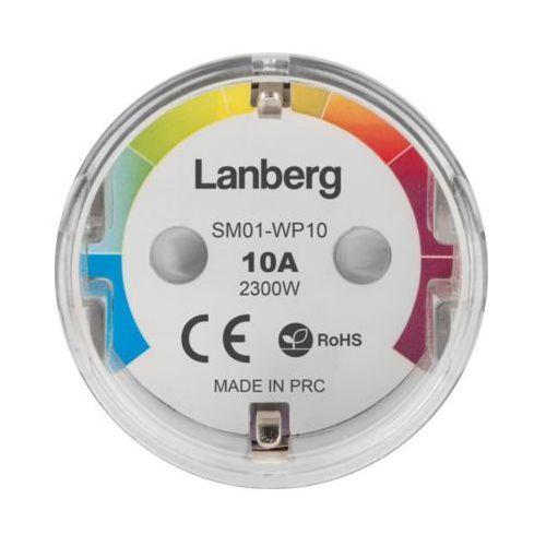 Gniazdo sterowania LANBERG SM01-WP10