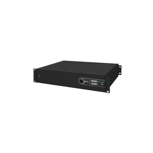 Zasilacz awaryjny UPS Ever Sinline 1200 Rack 2U, W/SL00RM-001K20/04