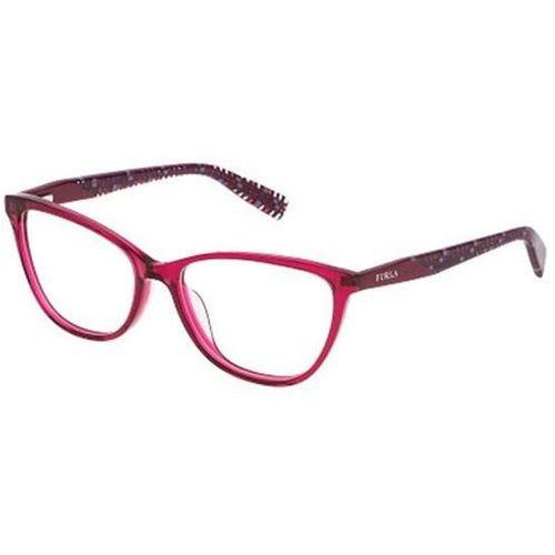 Okulary korekcyjne vu4997 0agn marki Furla
