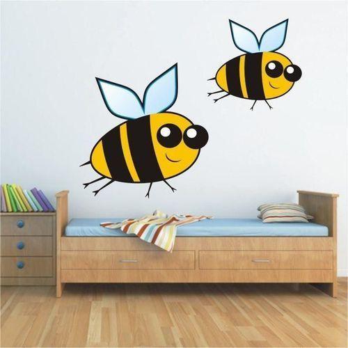 Naklejka pszczoła 28 marki Wally - piękno dekoracji