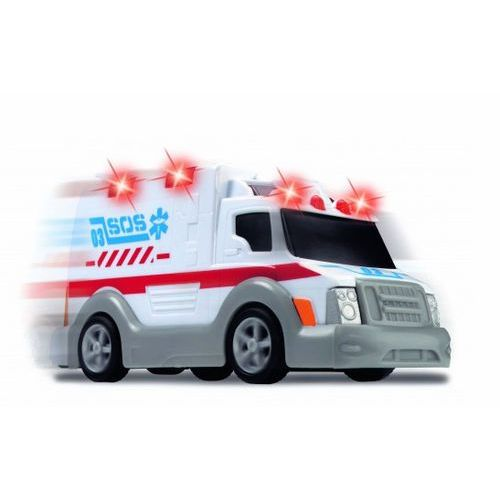 DICKIE Samochód Mix Małych Pojazdów Ambulans (2106333025289)