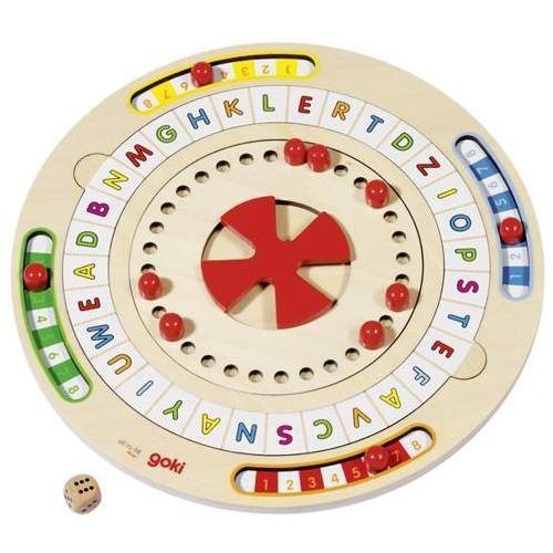 Gra edukacyjna dla Twojego dziecka. Kreator słów i mistrz matematyczny - produkt z kategorii- Pozostałe