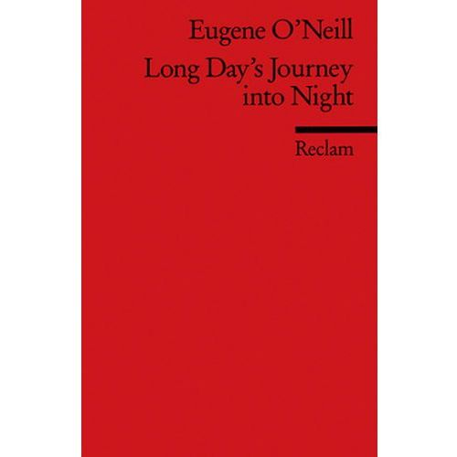 Long Day's Journey into Night (9783150092521)