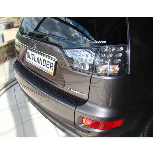 Nakładka na zderzak Mitsubishi Outlander