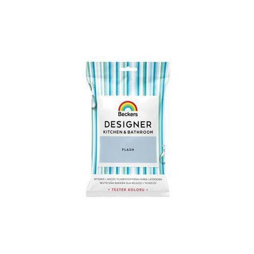 Beckers Tester farby designer kitchen & bathroom 50 ml flash (7311237115584)