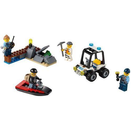Lego CITY Więzienna wyspa - zestaw startowy (prison island starter set) 60127
