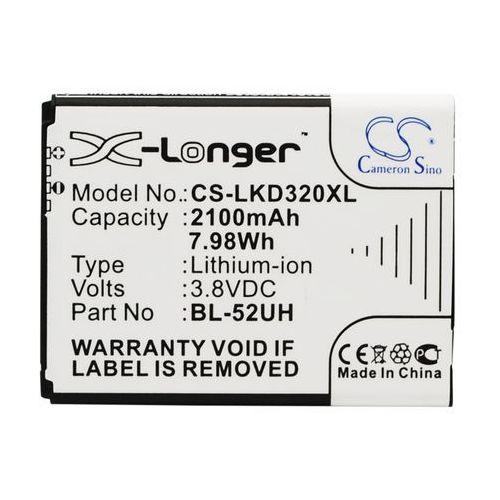 Bateria LG BL-52UH Spirit H420 L65 L70 2040mAh izimarket.pl (4894128100201)