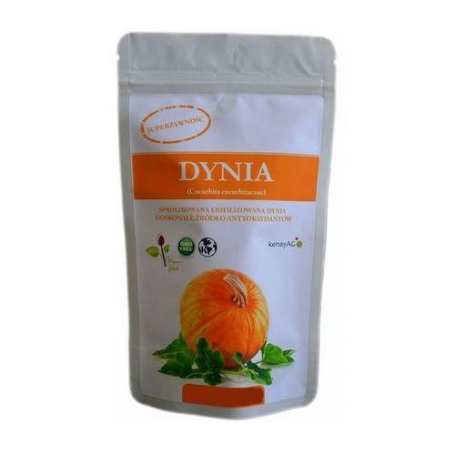 Dynia liofilizowane sproszkowane (Cucurbita cucurbitaceae) 100g, KENAY. Najniższe ceny, najlepsze promocje w sklepach, opinie.
