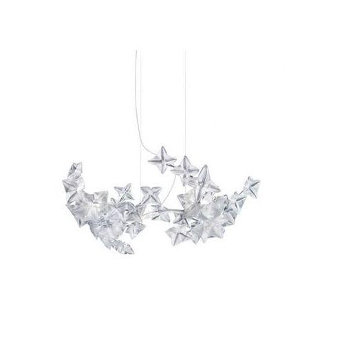 Lampa wisząca hanami small - transparent wire marki Slamp