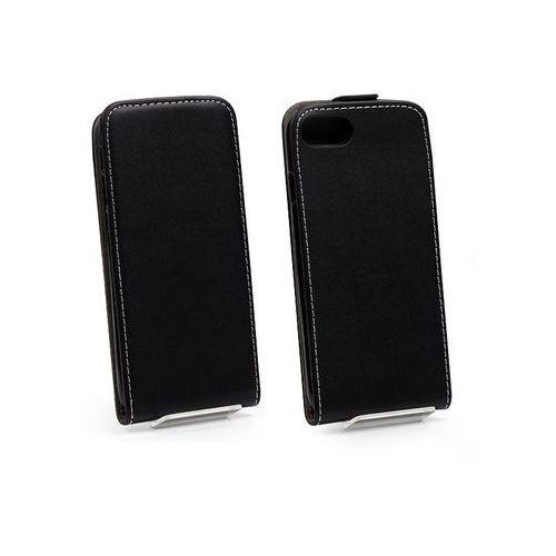 Forcell slim flexi Apple iphone 7 - etui na telefon - czarny