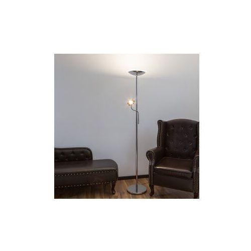 Lampa stojąca Malea z LED, z lampką do czytania (6291105701648)