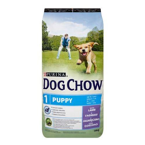 dog chow puppy lamb 14kg marki Purina