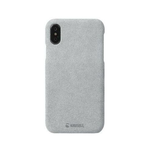 Krusell Broby Cover iPhone Xr (szary), KRU001200