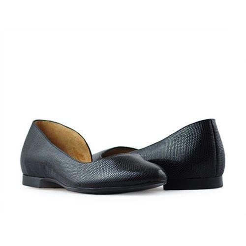 Baleriny Maciejka 01295-24 Czarne, kolor czarny