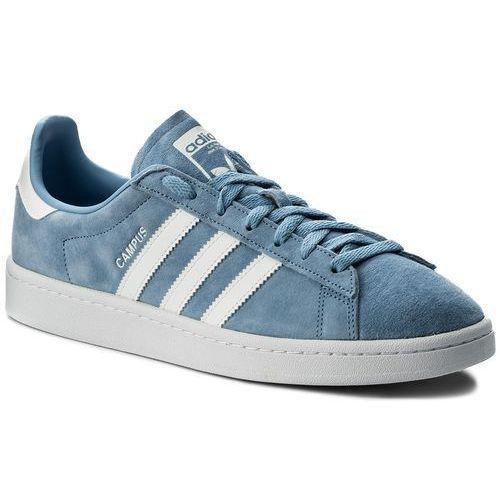 Buty adidas - Campus DB0983 Ashblu/Ftwwht/Ftwwht. Najniższe ceny, najlepsze promocje w sklepach, opinie.