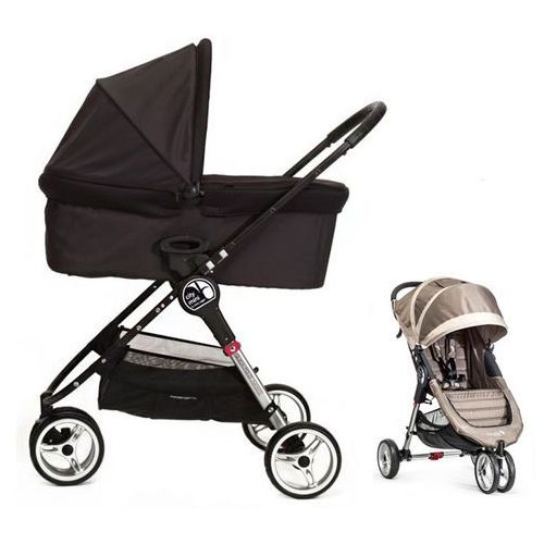 Baby Jogger City Mini+gondola+GRATIS