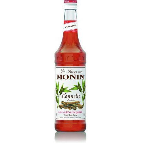 Syrop CYNAMON Cinnamon Monin 700ml (3052910056476). Najniższe ceny, najlepsze promocje w sklepach, opinie.