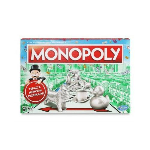Hasbro Monopoly standard classic 2017